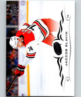 2018-19 Upper Deck #32 Jaccob Slavin Mint Carolina Hurricanes