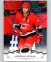 2018-19 Upper Deck #37 Jordan Staal Mint Carolina Hurricanes