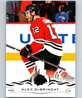 2018-19 Upper Deck #40 Alex DeBrincat Mint Chicago Blackhawks