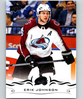 2018-19 Upper Deck #45 Erik Johnson Mint Colorado Avalanche