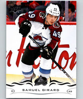 2018-19 Upper Deck #49 Samuel Girard Mint Colorado Avalanche