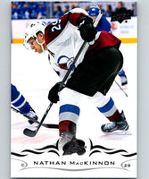 2018-19 Upper Deck #50 Nathan MacKinnon Mint Colorado Avalanche