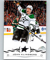 2018-19 Upper Deck #59 John Klingberg Mint Dallas Stars