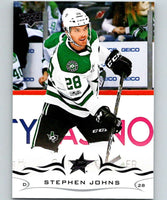 2018-19 Upper Deck #62 Stephen Johns Mint Dallas Stars