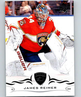 2018-19 Upper Deck #80 James Reimer Mint Florida Panthers