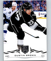 2018-19 Upper Deck #83 Dustin Brown Mint Los Angeles Kings