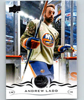 2018-19 Upper Deck #114 Andrew Ladd Mint New York Islanders