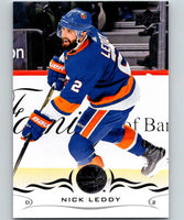 2018-19 Upper Deck #116 Nick Leddy Mint New York Islanders