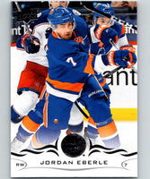 2018-19 Upper Deck #117 Jordan Eberle Mint New York Islanders