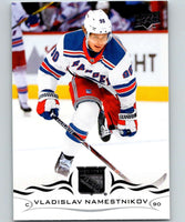 2018-19 Upper Deck #122 Vladislav Namestnikov Mint New York Rangers
