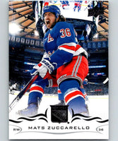 2018-19 Upper Deck #123 Mats Zuccarello Mint New York Rangers