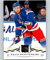 2018-19 Upper Deck #125 Kevin Shattenkirk Mint New York Rangers