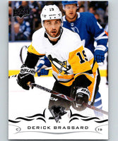 2018-19 Upper Deck #139 Derick Brassard Mint Pittsburgh Penguins