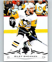2018-19 Upper Deck #140 Riley Sheahan Mint Pittsburgh Penguins
