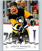 2018-19 Upper Deck #143 Justin Schultz Mint Pittsburgh Penguins
