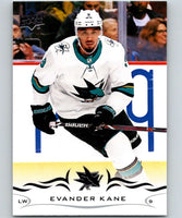 2018-19 Upper Deck #148 Evander Kane Mint San Jose Sharks