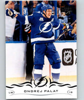 2018-19 Upper Deck #162 Ondrej Palat Mint Tampa Bay Lightning