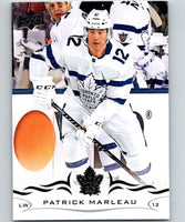 2018-19 Upper Deck #168 Patrick Marleau Mint Toronto Maple Leafs