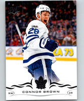 2018-19 Upper Deck #170 Connor Brown Mint Toronto Maple Leafs