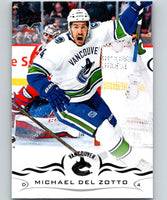 2018-19 Upper Deck #176 Michael Del Zotto Mint Vancouver Canucks