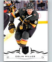 2018-19 Upper Deck #182 Colin Miller Mint Vegas Golden Knights