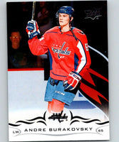 2018-19 Upper Deck #190 Andre Burakovsky Mint Washington Capitals