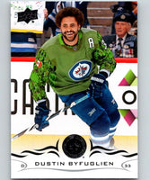 2018-19 Upper Deck #192 Dustin Byfuglien Mint Winnipeg Jets
