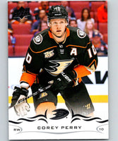 2018-19 Upper Deck #251 Corey Perry Mint Anaheim Ducks
