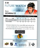 2016-17 Upper Deck SP Authentic Spectrum FX Nick Schmaltz Rookie 05278