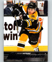 2015-16 Upper Deck #455 Frank Vatrano Young Guns YG RC Rookie Y861