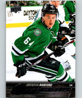 2015-16 Upper Deck #463 Brendan Ranford Young Guns YG RC Rookie Y861