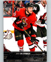 2015-16 Upper Deck #476 Max McCormick Young Guns YG RC Rookie Y861