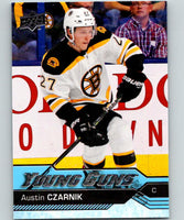2016-17 Upper Deck #244 Austin Czarnik Young Guns MINT RC Rookie Y861