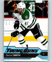 2016-17 Upper Deck #465 Gemel Smith Young Guns MINT RC Rookie Y861