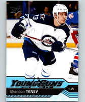 2016-17 Upper Deck #467 Brandon Tanev Young Guns MINT RC Rookie Y861
