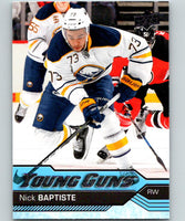 2016-17 Upper Deck #477 Nick Baptiste Young Guns MINT RC Rookie Y861