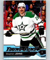2016-17 Upper Deck #481 Stephen Johns Young Guns MINT RC Rookie Y861