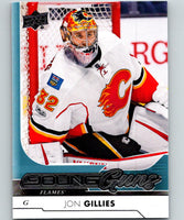2017-18 Upper Deck #206 Jon Gillies Young Guns MINT RC Rookie Y861