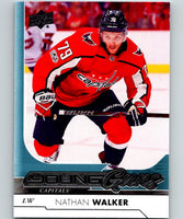 2017-18 Upper Deck #223 Nathan Walker Young Guns MINT RC Rookie Y861
