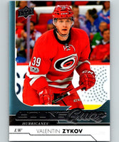 2017-18 Upper Deck #467 Valentin Zykov Young Guns MINT RC Rookie Y861