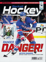 September 2019 Beckett Hockey Monthly Magazine - Panarin Cover