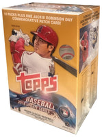 2018 Topps Update Series Baseball Box Factory Sealed - 10 Packs + Patch Card