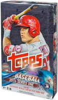 2018 Topps Series 1 Hobby Baseball Box Factory Sealed - 36 Packs