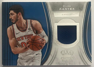 2018-19 Panini Crown Royale Jerseys Enes Kanter New York Knicks 07639