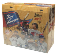 2019 Topps Big League Hobby Baseball Box Factory Sealed - 24 Packs