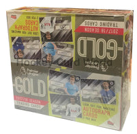 2017 Topps Premier Gold Hobby Soccer Box Factory Sealed - 24 Packs - 2 Autos
