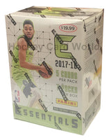 2017-18 Panini Essentials Basketball Box Factory Sealed - Exclusive Spiral Parallels