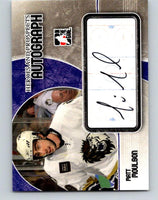 2007-08 In The Game Heroes and Prospects Autographs Matt Moulson Auto 07645