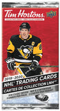 2019-20 Upper Deck Tim Hortons Hobby PACK - Canadian Exclusive