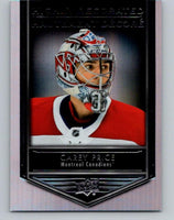 2019-20 Upper Deck Tim Hortons Highly Decorated #HD-3 Carey Price MINT 07159